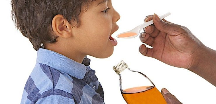cough remedies for kids at night