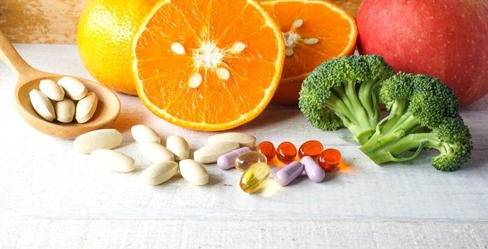 vitamins for over 50 years old